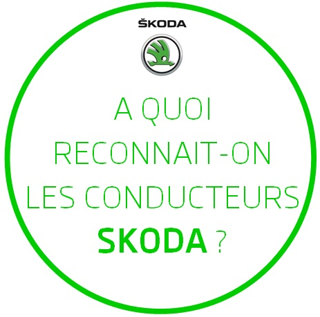 a quoi reconna t on un conducteur de skoda. Black Bedroom Furniture Sets. Home Design Ideas