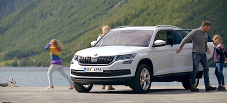 Skoda kodiaq concession garage de l 39 avenir saint brieuc for Garage automobile saint brieuc